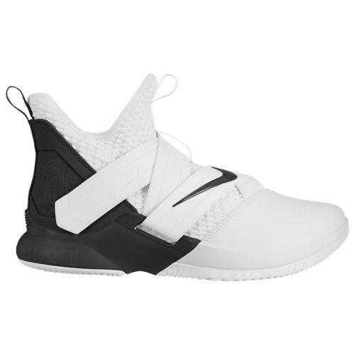 (取寄)ナイキ メンズ レブロン ソルジャー 12 レブロン ジェームズ Nike Men's LeBron Soldier XII Lebron James White Black