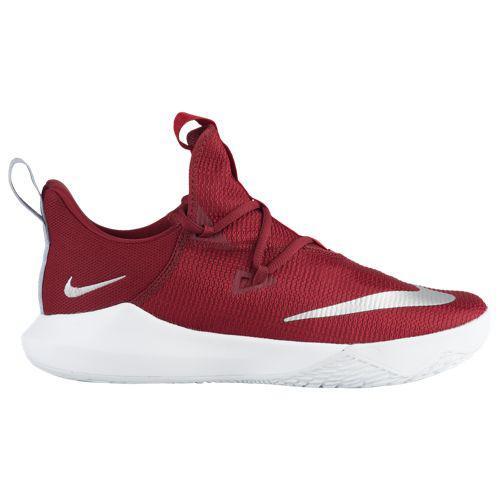 (取寄)ナイキ メンズ ズーム シフト 2 Nike Men's Zoom Shift 2 Team Red Metallic Silver White