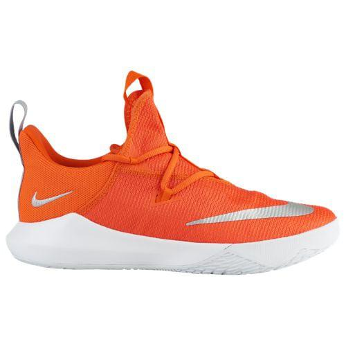 (取寄)ナイキ メンズ ズーム シフト 2 Nike Men's Zoom Shift 2 Brilliant Orange Metallic Silver White