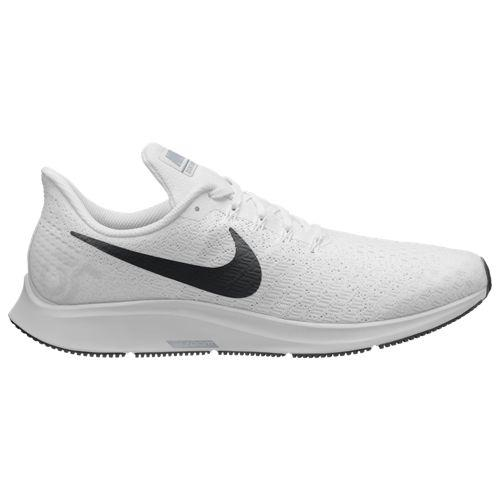 (取寄)ナイキ メンズ エア ズーム ペガサス 35 Nike Men's Air Zoom Pegasus 35 White Black Pure Platinum Wolf Grey