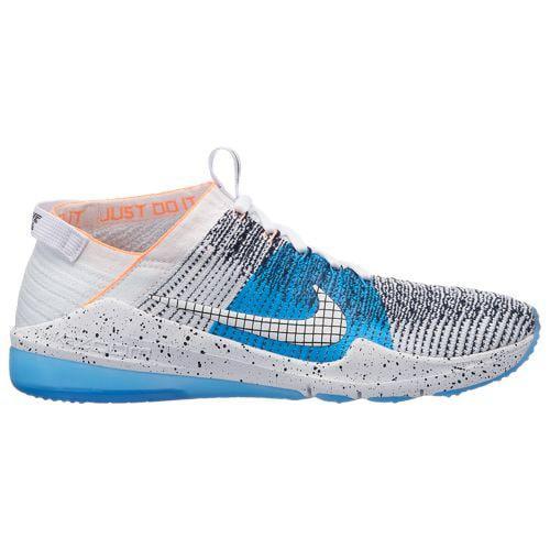 (取寄)ナイキ レディース エア ズーム フェアレス フライニット 2 Nike Women's Air Zoom Fearless Flyknit 2 Obsidian White Blue Glow Orange Pulse