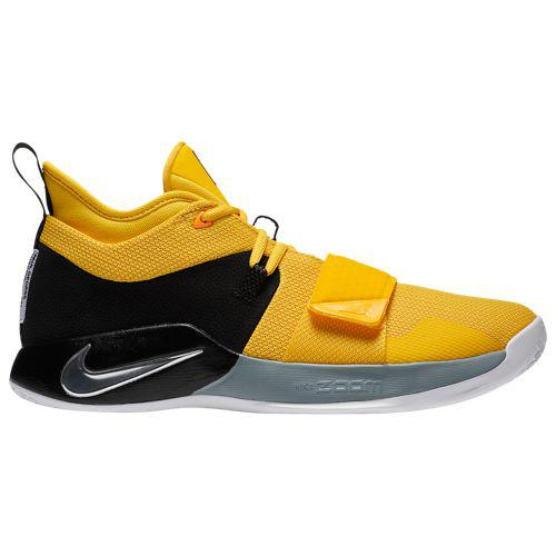 (取寄)ナイキ メンズ PG 2.5 ポール ジョージ Nike Men's PG 2.5 Paul George Amarillo Chrome Black Aviator Grey