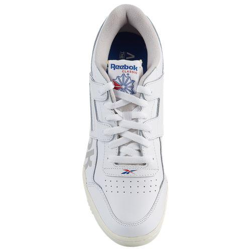 (order) リーボックメンズワークアウトプラスオルタード Reebok Men s Workout Plus Altered White Tm  Dark Royal Exc Red Snow Grey Chalk ab1940f7d