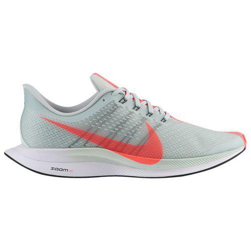 (取寄)ナイキ メンズ エア ズーム ペガサス 35 ターボ Nike Men's Air Zoom Pegasus 35 Turbo Barely Grey Hot Punch Black White
