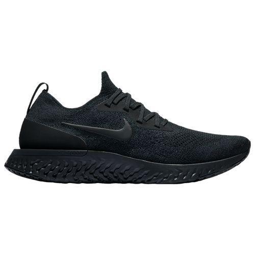 (取寄)ナイキ メンズ エピック リアクト フライニット Nike Men's Epic React Flyknit Black Black Black