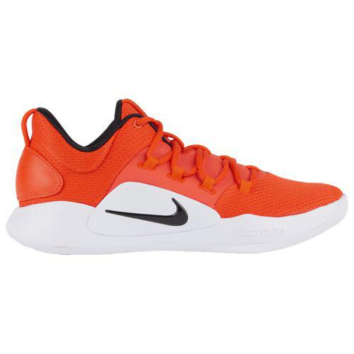 (取寄)ナイキ メンズ ハイパーダンク 10 ロー Nike Men's Hyperdunk X Low Team Orange Black White