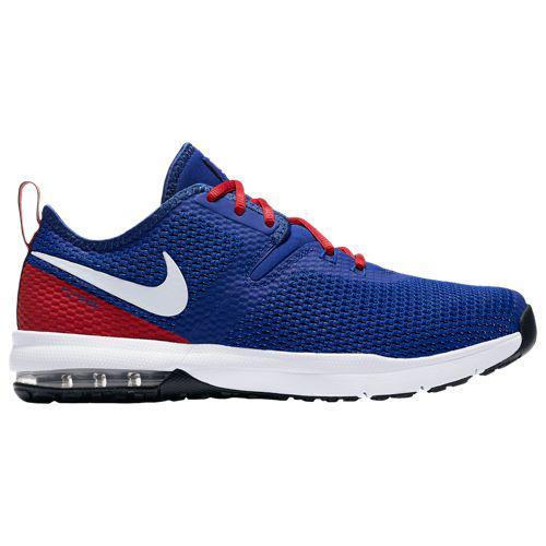 (取寄)ナイキ メンズ NFL エア マックス タイファ 2 ニュー ヨーク ジャイアンツ Nike Men's NFL Air Max Typha 2 ニュー ヨーク ジャイアンツ Rush Blue White Gym Red