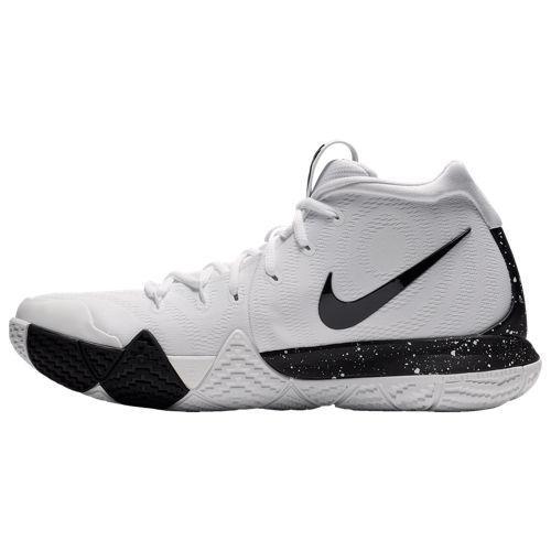 uk availability 1af6e 6e40f (order) Nike men chi Lee 4 chi Lee Irving Nike Men's Kyrie 4 Kyrie Irving  White Black