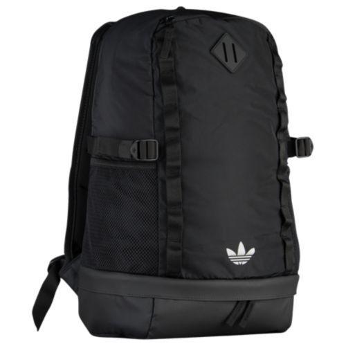 (取寄)アディダス メンズ オリジナルス クリエイト 2 バックパック adidas Originals Create II Backpack Black Grey