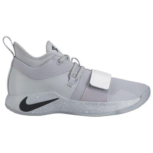 (取寄)ナイキ メンズ PG 2.5 ポール ジョージ Nike Men's PG 2.5 Paul George Wolf Grey Black White