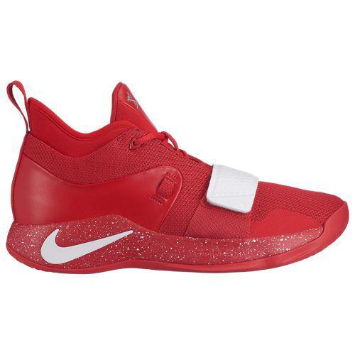 (取寄)ナイキ メンズ PG 2.5 ポール ジョージ Nike Men's PG 2.5 Paul George University Red White