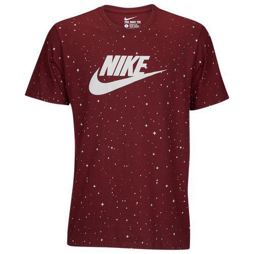 (取寄)ナイキ メンズ グラフィック Tシャツ Nike Men's Graphic T-Shirt Dark Team Red Light Bone