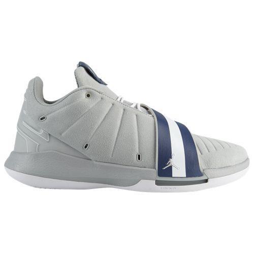 (取寄)ジョーダン メンズ CP3 XI Jordan Men's CP3.XI Light Smoke Grey Metallic Silver White