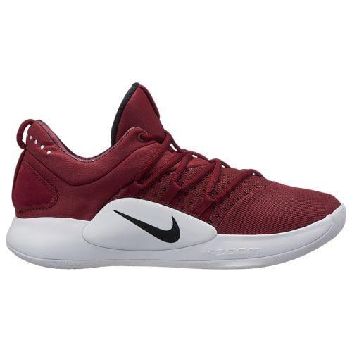 (取寄)ナイキ メンズ ハイパーダンク 10 ロー Nike Men's Hyperdunk X Low Team Red Black White