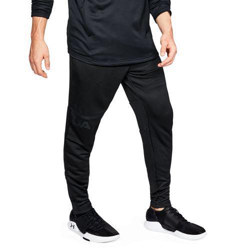 (取寄)アンダーアーマー メンズ MK1 ライトウェイト テーパード パンツ Underarmour Men's MK1 Lightweight Tapered Pants Black Anthracite