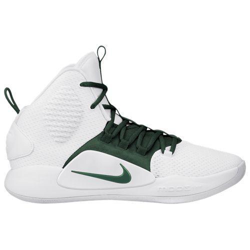 (取寄)ナイキ メンズ ハイパーダンク 10 ミッド Nike Men's Hyperdunk X Mid White Fir