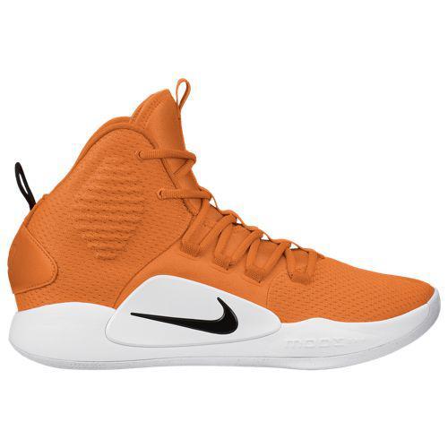 (取寄)ナイキ メンズ ハイパーダンク 10 ミッド Nike Men's Hyperdunk X Mid Clay Orange Black White