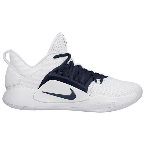 (取寄)ナイキ メンズ ハイパーダンク 10 ロー Nike Men's Hyperdunk X Low White College Navy