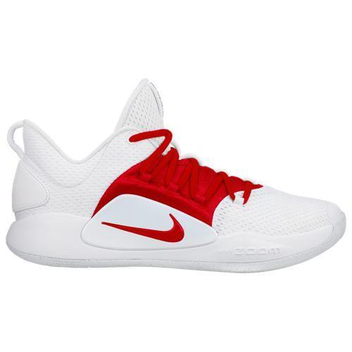 (取寄)ナイキ メンズ ハイパーダンク 10 ロー Nike Men's Hyperdunk X Low White University Red