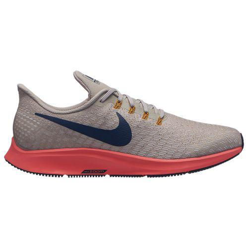 (取寄)ナイキ メンズ エア ズーム ペガサス 35 Nike Men's Air Zoom Pegasus 35 Moon Particle Blackened Blue White Flash Crimson