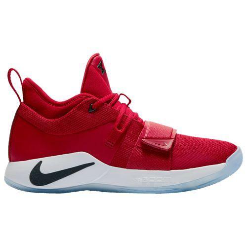 (取寄)ナイキ メンズ PG 2.5 ポール ジョージ Nike Men's PG 2.5 Paul George Gym Red Black White Wolf Grey Bright Mango
