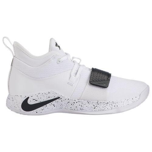 (取寄)ナイキ メンズ PG 2.5 ポール ジョージ Nike Men's PG 2.5 Paul George White Black