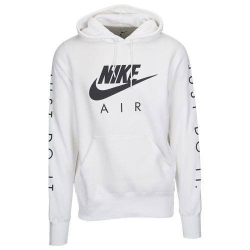(取寄)ナイキ メンズ グラフィック フーディ Nike Men's Graphic Hoodie White Black