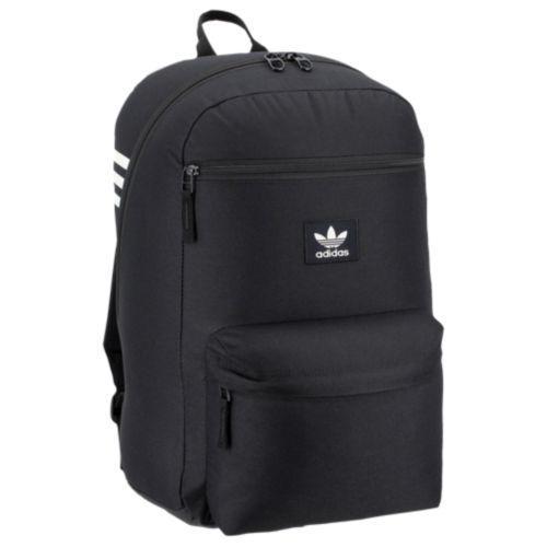 (取寄)アディダス オリジナルス ナショナル バックパック adidas Originals National Backpack Black