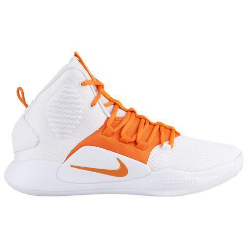 (取寄)ナイキ メンズ ハイパーダンク 10 ミッド Nike Men's Hyperdunk X Mid White Clay Orange