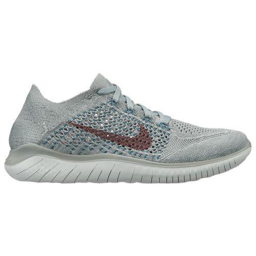 (取寄)ナイキ レディース フリー RN フライニット 2018 Nike Women's Free RN Flyknit 2018 Mica Green Smokey Mauve Light Silver Night Factor