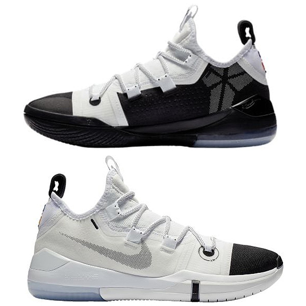 (取寄)ナイキ メンズ コービー AD コービー ブライアント Nike Men's Kobe AD Kobe Bryant White Black
