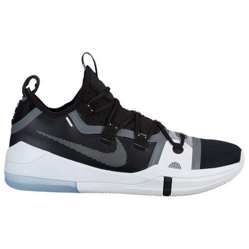 (取寄)ナイキ メンズ コービー AD コービー ブライアント Nike Men's Kobe AD Kobe Bryant Black White