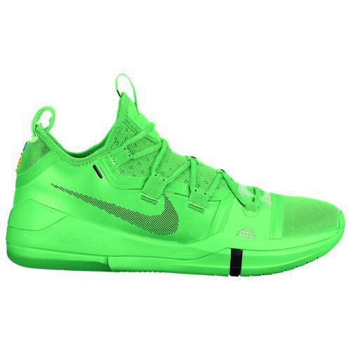 (取寄)ナイキ メンズ コービー AD コービー ブライアント Nike Men's Kobe AD Kobe Bryant Green Strike