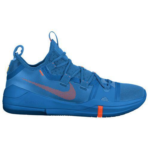 (取寄)ナイキ メンズ コービー AD コービー ブライアント Nike Men's Kobe AD Kobe Bryant Pacific Blue Turf Orange Black