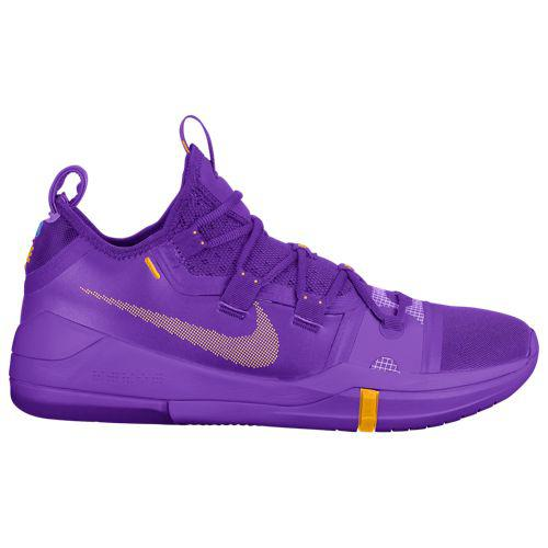 (取寄)ナイキ メンズ コービー AD コービー ブライアント Nike Men's Kobe AD Kobe Bryant Hyper Grape University Gold Black