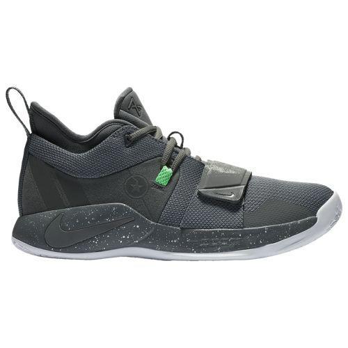 (取寄)ナイキ メンズ PG 2.5 ポール ジョージ Nike Men's PG 2.5 Paul George Dark Grey White
