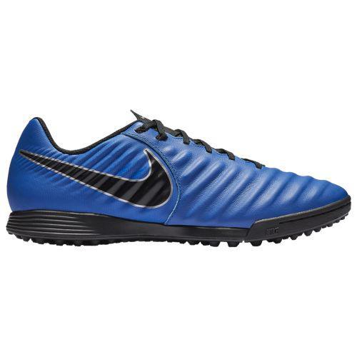 (取寄)ナイキ メンズ ティエンポ レジェンド エックス 7 アカデミー tr Nike Men's Tiempo LegendX 7 Academy TF Racer Blue Metallic Silver Black