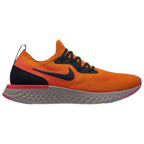 (取寄)ナイキ メンズ エピック リアクト フライニット Nike Men's Epic React Flyknit Copper Flash Black Flash Crimson Moon Particle