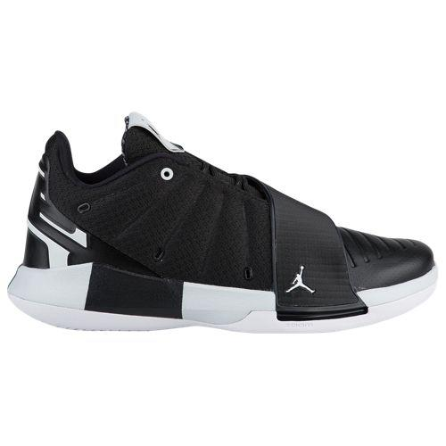 (取寄)ジョーダン メンズ CP3 XI Jordan Men's CP3.XI Black Pure Platinum White