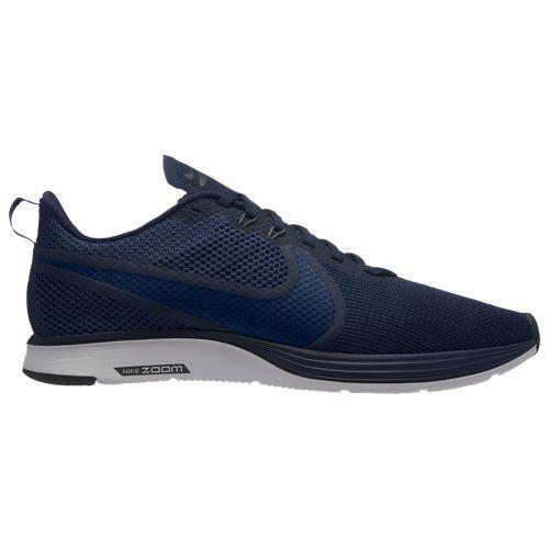 (取寄)ナイキ メンズ ズーム ストライク 2 Nike Men's Zoom Strike 2 Obsidian Blue Void Thunder Grey White