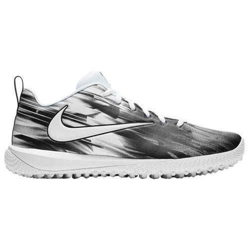 (取寄)ナイキ メンズ ヴェイパー バーシティ ロー ターフ ラクロス Nike Men's Vapor Varsity Low Turf LAX White White Black Black