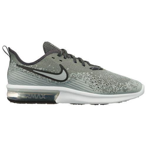 (取寄)ナイキ メンズ エア マックス シークエント 4 Nike Men's Air Max Sequent 4 Wolf Grey Wolf Grey Anthracite White Black