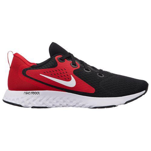 (取寄)ナイキ メンズ レジェンド リアクト Nike Men's Legend React Black White University Red