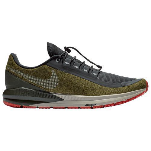 (取寄)ナイキ メンズ エア ズーム ストラクチャ 22 シールド Nike Men's Air Zoom Structure 22 Shield Olive Flak Metallic Silver Black String