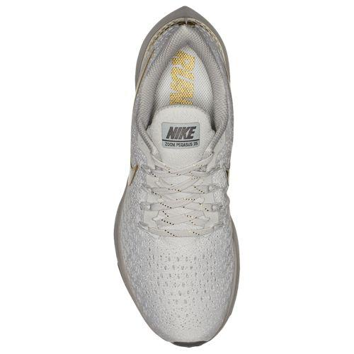 huge selection of 2649f 3facb (order) Nike Lady's air zoom Pegasus 35 premium Nike Women's Air Zoom  Pegasus 35 Premium Vast Grey Mtlc Platinum Atmosphere Grey Gunsmoke
