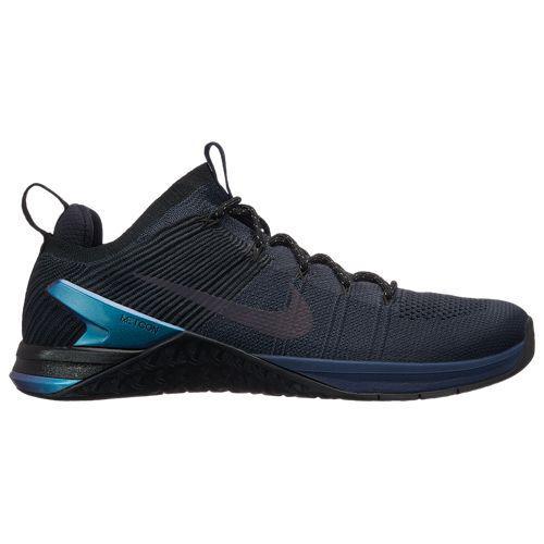 (取寄)ナイキ メンズ メトコン DSX フライニット 2 Nike Men's Metcon DSX Flyknit 2 College Navy Black