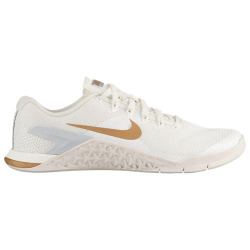 (取寄)ナイキ レディース メトコン 4 Nike Women's Metcon 4 Sail Metallic Gold Pure Platinum Light Cream