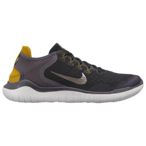 (取寄)ナイキ メンズ フリー RN 2018 Nike Men's Free RN 2018 Black Metallic Pewter Peat Moss Thunder Grey