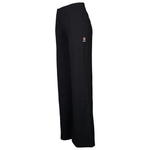 (取寄)リーボック レディース エッセンシャル トラック パンツ Reebok Women's Essentials Track Pants Black