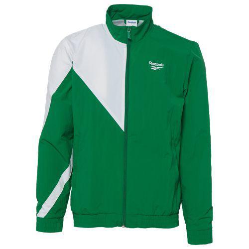 (取寄)リーボック メンズ レトロ スポーツ トラック ジャケット Reebok Men's Retro Sport Track Jacket Glen Green